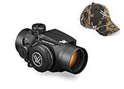 Vortex Optics Sparc II 2 MOA Red Dot Sight (SPC-402) and FREE Vortex Hat