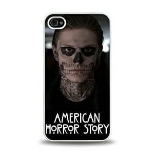 iPhone 4 4S case protective skin cover with American Horror Story poster design #26