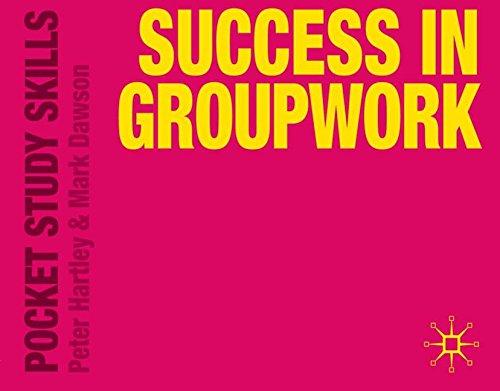 Success in Groupwork (Pocket Study Skills)