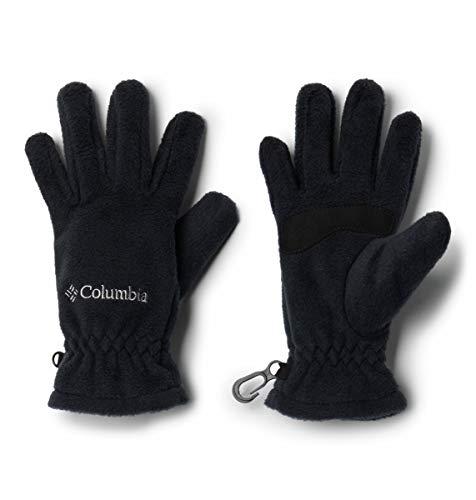 - Columbia Unisex Thermarator(tm) Glove (Big Kids) Black SM