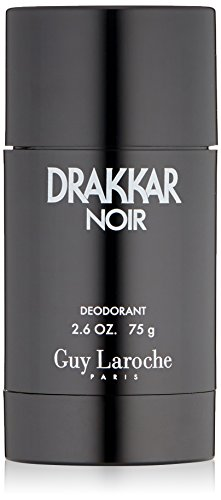 Drakkar Noir By Guy Laroche for Men, Deodorant Stick, 2.6 oz 75 g
