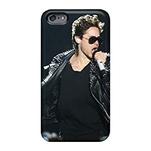 Vvicky YwO1411tRMO Case For Iphone 6 With Nice 30 Seconds To Mars Band 3STM Appearance