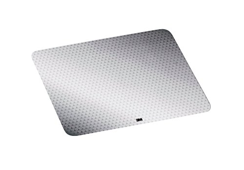 3M Precise Mouse Pad with Repositionable Adhesive Backing, Battery Saving Design, 8.5 in x 7 -