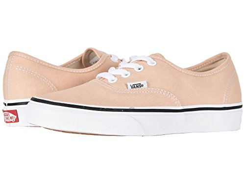 Vans Unisex Adults' Authentic Trainers, Beige (Frappe/True White Q9X), 4 UK 36.5 EU (Vans Cream Shoes)