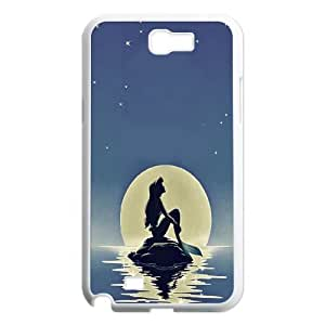 Steve-Brady Phone case The Little Mermaid Protective Case For Samsung Galaxy Note 2 Case Pattern-18