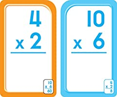 image about Printable Multiplication Flash Cards 0 12 referred to as Higher education Zone - Multiplication 0-12 Flash Playing cards, Ages 8 and Up