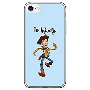 Loud Universe Infinity Run Toy Story iPhone 7 Case Woody Infinity iPhone 7 Cover with Transparent Edges