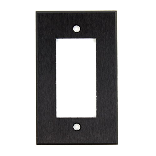 Anodized Aluminum Wall Plate - 4