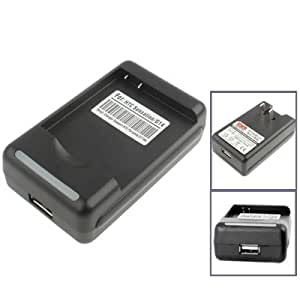 Universal USB Output Style Battery Charger for HTC Sensation / G14 (US Plug)