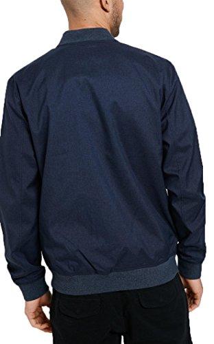 Threadbare Mens Bomber Jacket Coat Lightweight Oregon at Amazon Mens Clothing store: