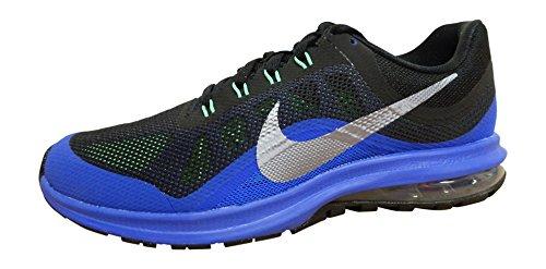 sale retailer 376f9 875ef Nike Air Max Dynasty 2 Noir  Métallique Cool Gris  Paramount Bleu Hommes  Chaussures De