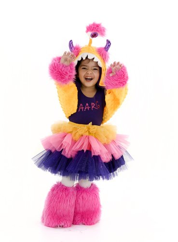 Princess Paradise Child Aarg Monster Costume Set, Multicolor, Large/X-Large