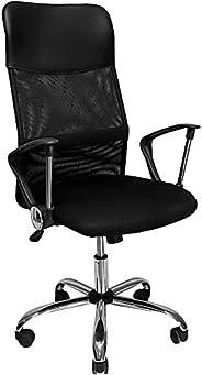 Cadeira Presidente Giratória, Mymax, 25.008922, Preto