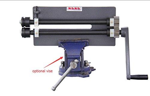 Sheet Metal Fabrication Bead Roller Kit & Forming Mandrels Rm12
