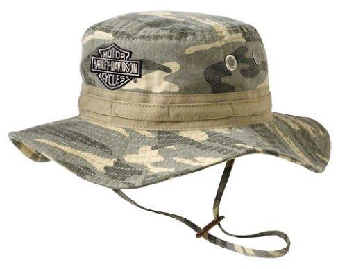 Camouflage Bucket Hat HD-429 ()