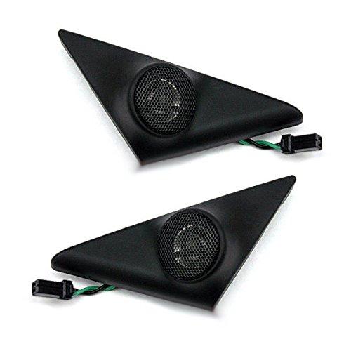 Hyundai Motors OEM Genuine LH RH Side Tweeter Speaker 2-pc Set For 03 04 05 06 07 08 Hyundai Tiburon Coupe