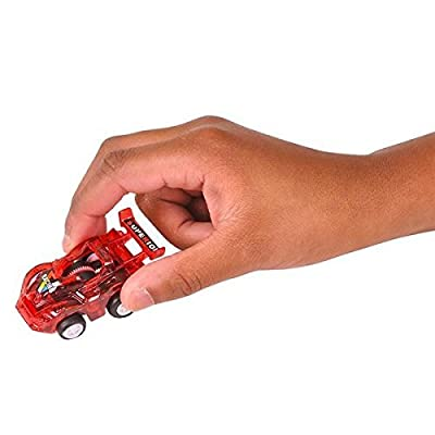"2.5"" PULL BACK CARS: Toys & Games"