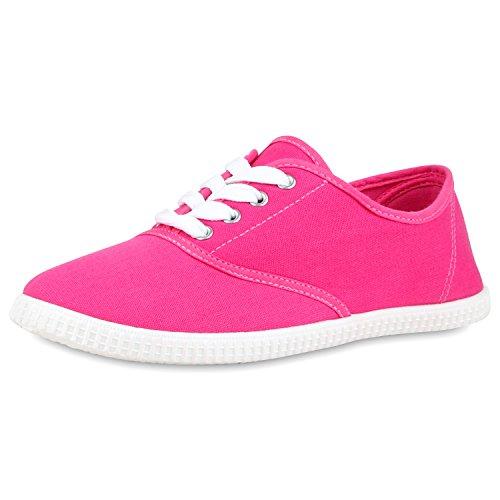 Japado - Zapatillas Hombre Pink Fuchsia Weiss