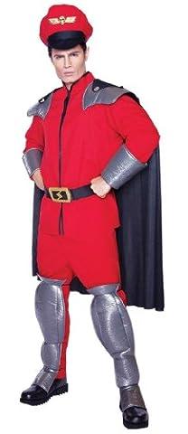 M. Bison Costume - Medium - Chest Size 42-44