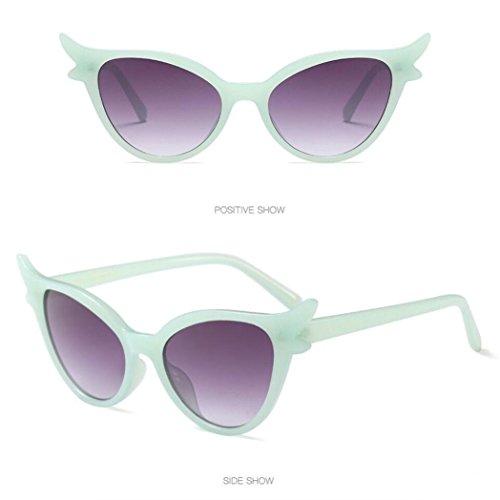 oculaires Lunettes d'extérieur Soins rappeur oeil de intelligent lunettes Rétro vintage Cyclisme unisex lunettes Équipement unisexe Multicolore AMUSTER de E soleil Appareil Accessoires de chat T5fZq6w