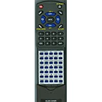Replacement Remote Control for PIONEER AXD7741, VSX503K, VSX-530-K