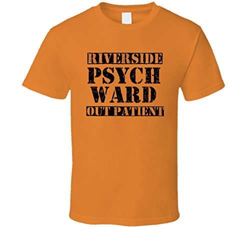 Riverside Iowa Psych Ward Funny Halloween City Costume for sale  Delivered anywhere in USA