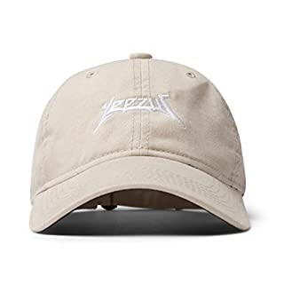 AA Apparel Yeezus Tour Glastonbury Dad Hat Kanye West Yeezy (Sand)