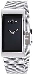 Skagen 359USSB - Reloj unisex de cuarzo, correa de acero inoxidable
