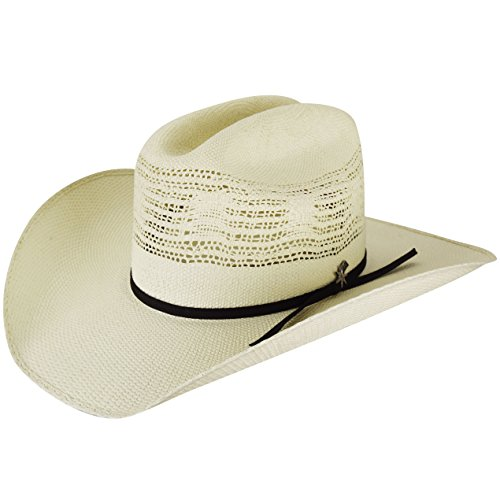 Bailey Western Men's Desert Breeze, Ivory, 7 - Bailey Hats Western