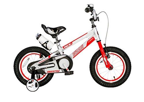 Royalbaby Space No. 1 Kids' Bike, Perfect Gift for Kids, 14
