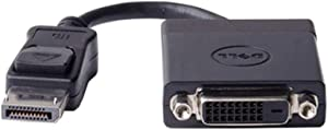 Dell DisplayPort to DVI (Single Link) KKMYD (064XF6) Model DANARBC084