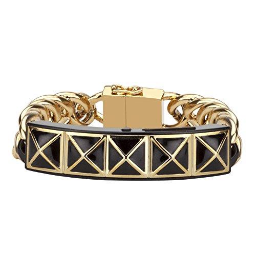 Case-Mate Rebecca Minkoff Bluetooth Notification Bracelet Gold/Black CM031990 [CM031990]