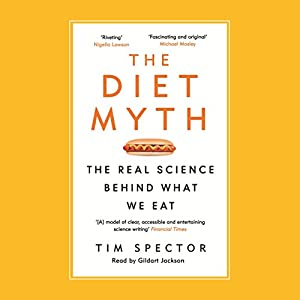 The Diet Myth Audiobook