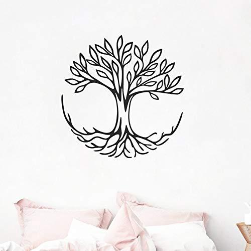 Árbol de la vida tatuajes de arte de la pared símbolo de conexión ...