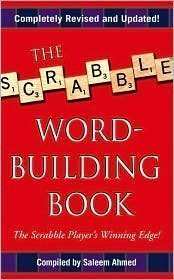 The Scrabble Word-Building Book: Updated Edition [Mass Market Paperback]