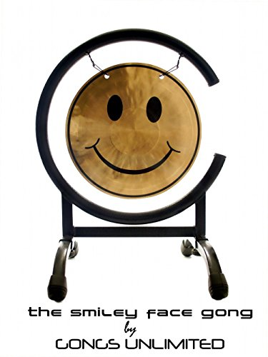 The Perfect Smiley Face Gong Combo by Unlimited