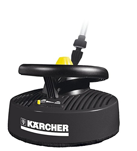 Karcher T350 12-Inch Surface Cleaning for Gas Power Pressure Washers (Deck, Driveway, Patio Accessory)