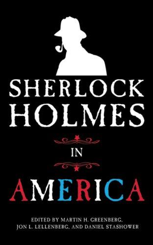 Sherlock Holmes in America cover