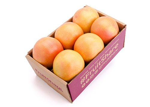 Fruit Share Organic Fruit Gifts - Simple - Rio Star Grapefruit (Organic Gifts Delivered)