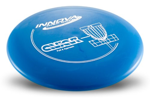 Aviar disc golf blue