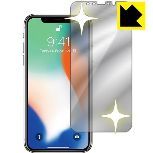 Mirror Shield iPhone X