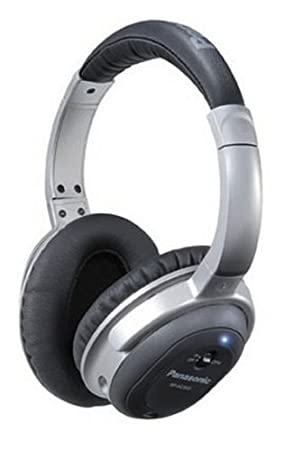 Panasonic Casque Anti Bruit 92 Filtration 8hz 22khz 40mm Gris