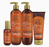 Naturals by Watsons Argan Oil Hair Treatment For Dry and damaged hair Set (4Pcs in Set)