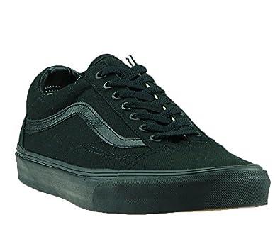 Vans Old Skool Schuhe Sneaker Turnschuhe Schwarz VN-0 D3HBKA
