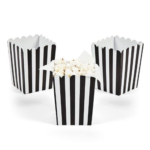 Striped Cupcake Box - 9