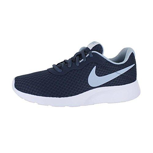 Nike WMNS NIKE Tanjun–Sneaker, Damen, Blau (Thunder Blue/Lt ARMORY blue-white)