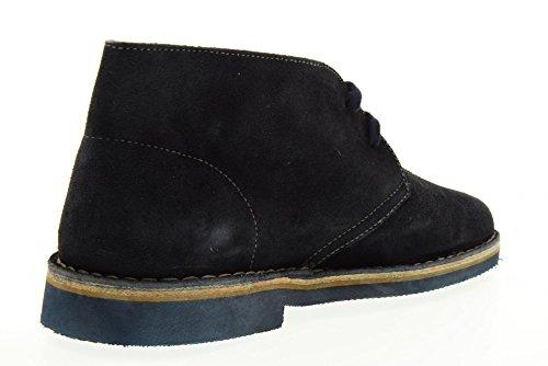 FRAU zapatos de hombre tobillo 25G3 GRIS talla 41 GRIS bGGuAOzev
