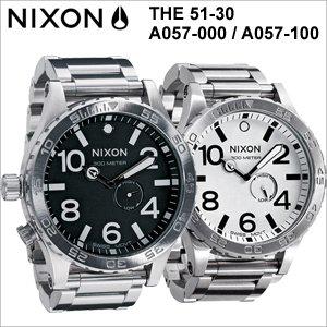 ニクソン NIXON 腕時計 THE 51-30 A057-000 A057-100 SS c0e59cc5680