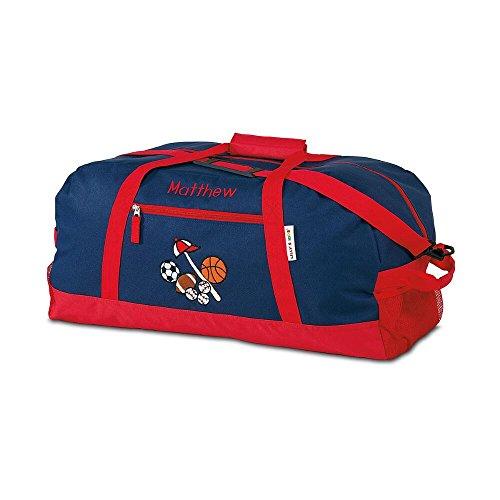 All Sports Kids Personalized Medium Duffel Bag, 23