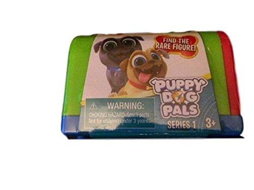 Disney Junior Puppy Dog Pals Travel Pets Figures Series 1
